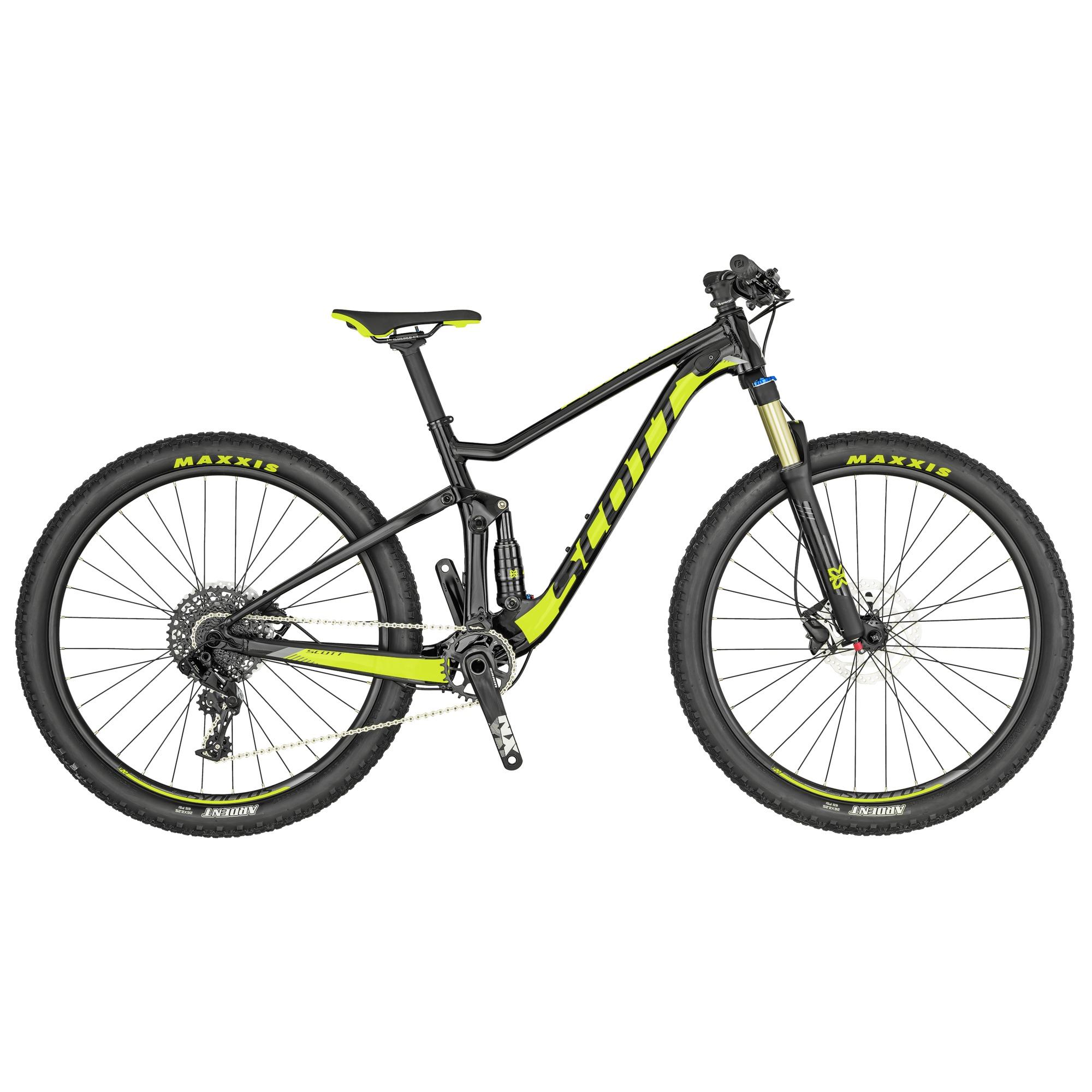 SCOTT Scale 20 Fahrrad SchwarzGelb – bikesupport